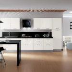 кухня как оформить в стиле минимализм