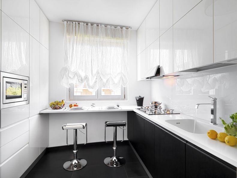 гардины для кухни фото