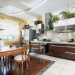 гардины для кухни