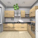 экостиль кухня фото