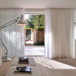 шторы в гостиную из натуральных материалов