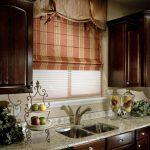 шторы английские на кухню