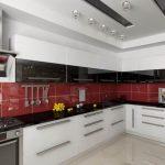 кухня хай-тек фото