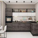 как выбрать стиль для кухни минимализм фото