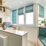 римские шторы на кухню как выбрать