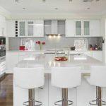 кухня в блеом цвете как выбрать
